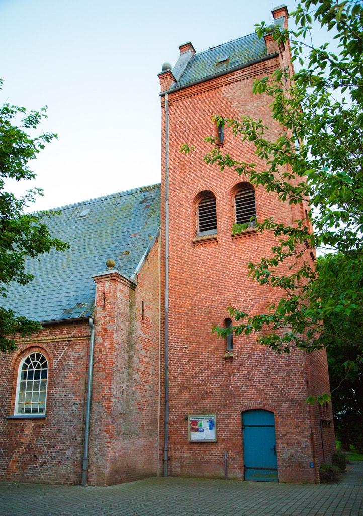 Dagebüll Kirche